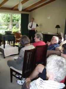 Seminar in New Zealand