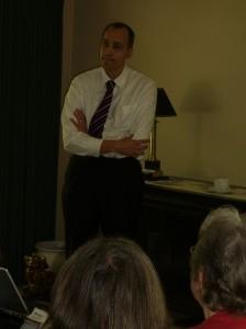 Seminar in Hamilton